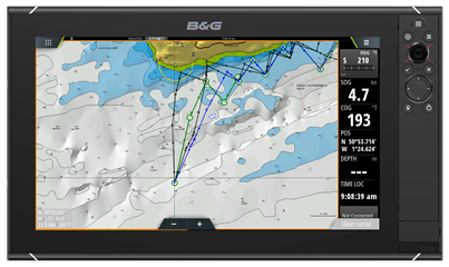 B&G® Adds Predictwind Services and Enhanced Navionics